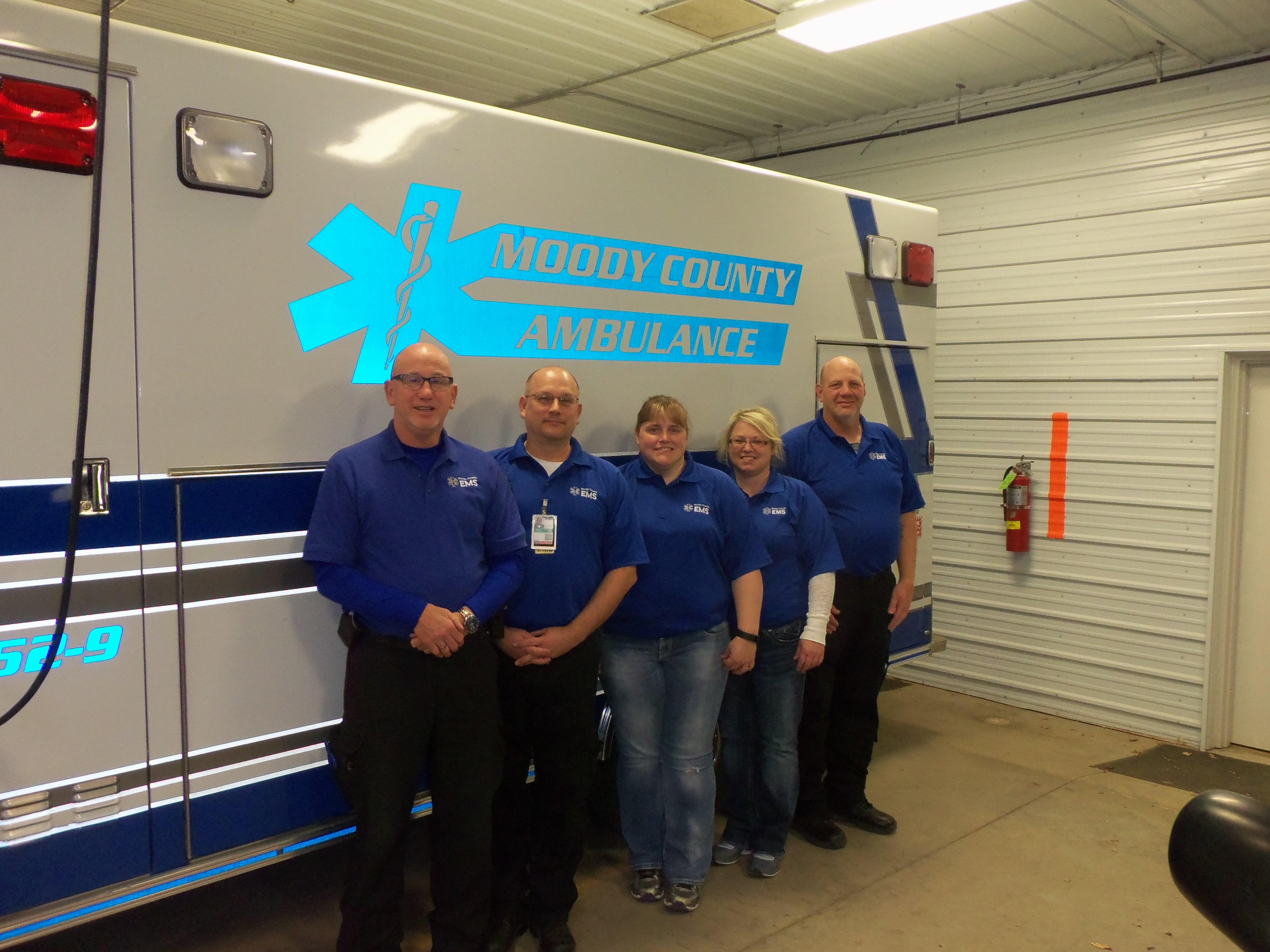 Ambulance Group Picture
